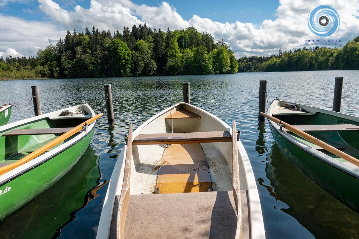 Seen in der Umgebung
